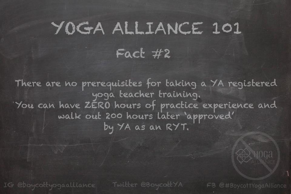 Warum Das Yoga Alliance Siegel Kein Qualitätsmerkmal Ist
